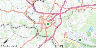 Google Map of Aachen