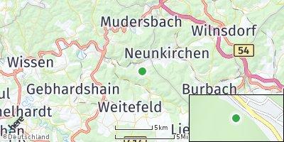 Google Map of Herdorf