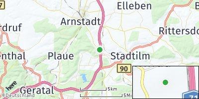 Google Map of Wipfratal