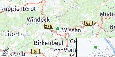 Google Map of Fürthen