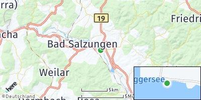 Google Map of Immelborn