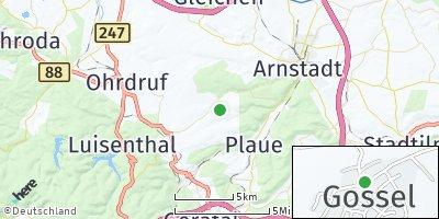 Google Map of Gossel