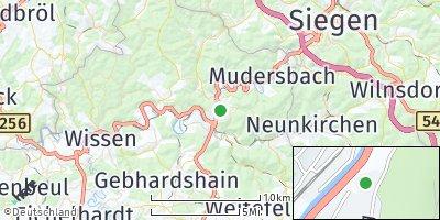 Google Map of Kirchen