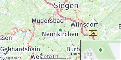 Google Map of Neunkirchen