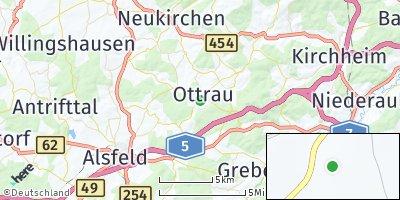 Google Map of Ottrau