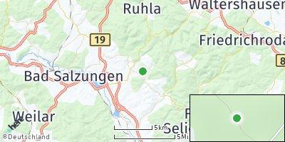 Google Map of Bad Liebenstein