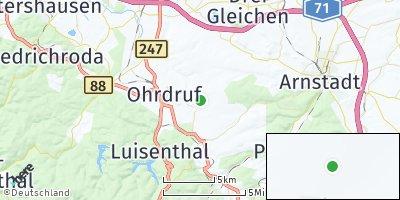 Google Map of Wölfis