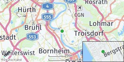 Google Map of Niederkassel