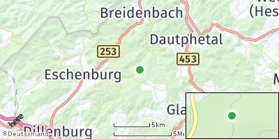 Google Map of Angelburg