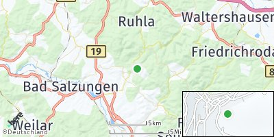 Google Map of Steinbach