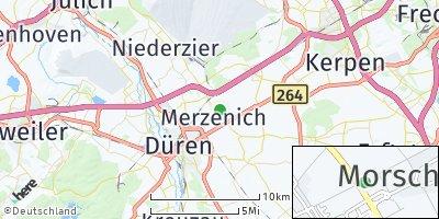 Google Map of Merzenich