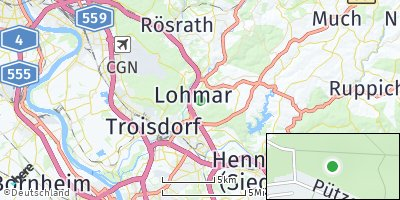 Google Map of Lohmar