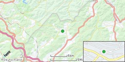 Google Map of Dietzhölztal