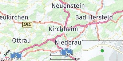 Google Map of Kirchheim
