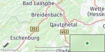 Google Map of Steffenberg