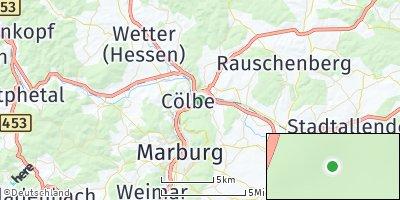 Google Map of Cölbe