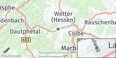 Google Map of Lahntal
