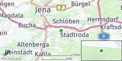 Google Map of Laasdorf
