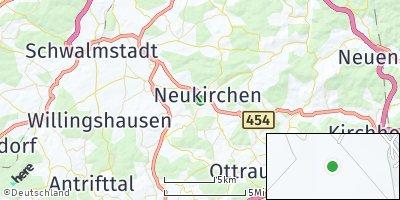 Google Map of Neukirchen