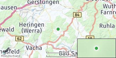 Google Map of Frauensee