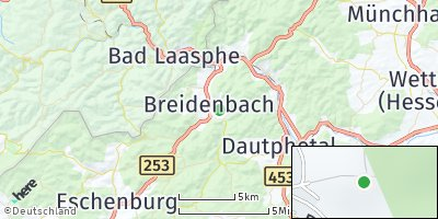Google Map of Breidenbach