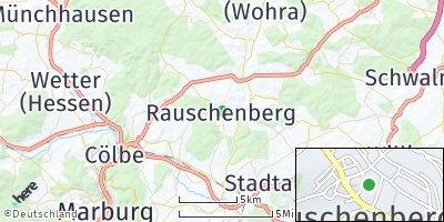 Google Map of Rauschenberg