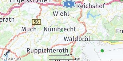 Google Map of Nümbrecht