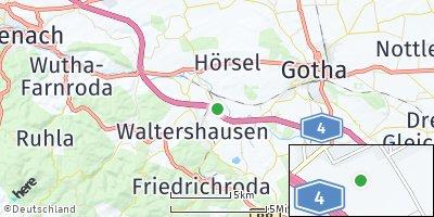 Google Map of Hörselgau