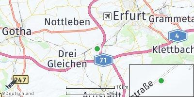 Google Map of Ingersleben