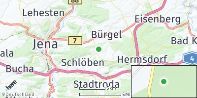 Google Map of Schöngleina