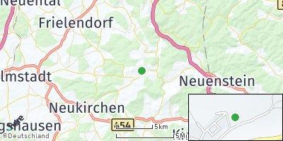 Google Map of Schwarzenborn