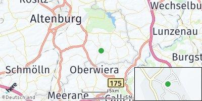 Google Map of Ziegelheim