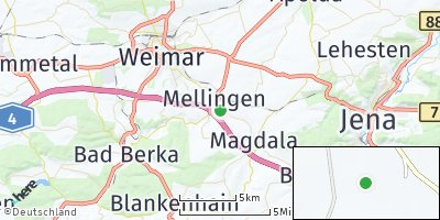 Google Map of Mellingen