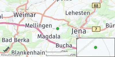 Google Map of Großschwabhausen
