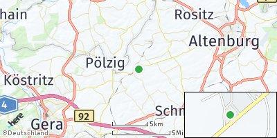 Google Map of Lumpzig