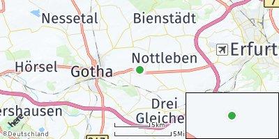 Google Map of Tüttleben