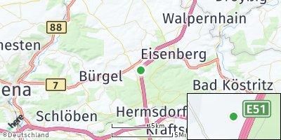 Google Map of Hainspitz