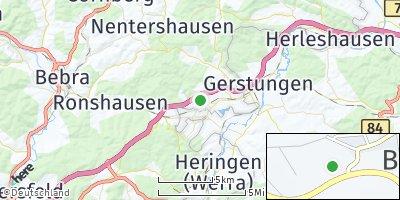 Google Map of Wildeck