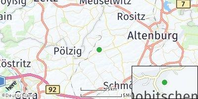 Google Map of Dobitschen