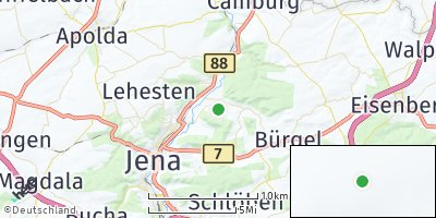 Google Map of Golmsdorf