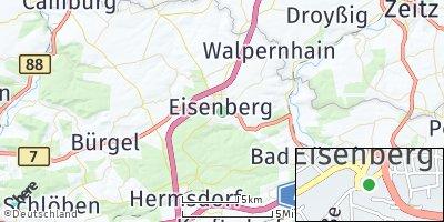 Google Map of Eisenberg