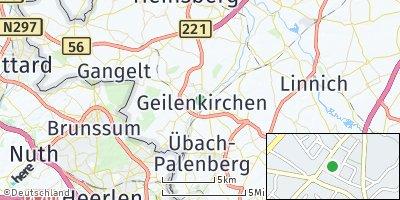 Google Map of Geilenkirchen
