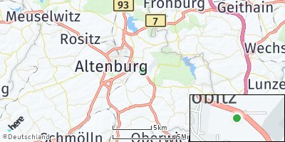 Google Map of Nobitz