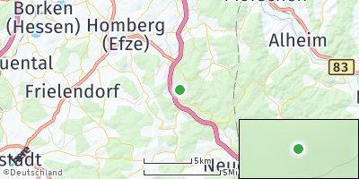 Google Map of Knüllwald