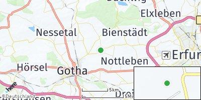 Google Map of Friemar