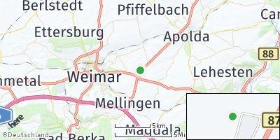 Google Map of Umpferstedt