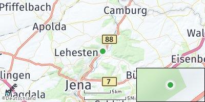 Google Map of Neuengönna