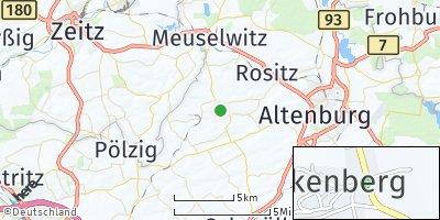 Google Map of Starkenberg