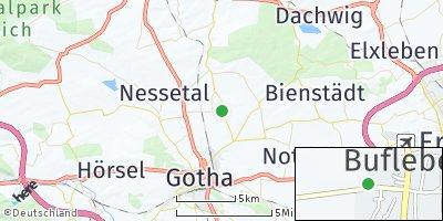 Google Map of Bufleben