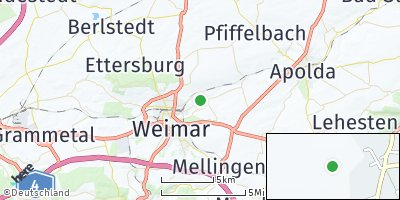 Google Map of Kromsdorf